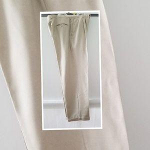 Claiborne tan dress pants 36x32